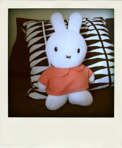 Miffy & Ikea Cushion Cover