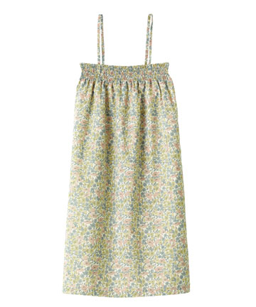 Poppy And Daisy Liberty Print Smock Dress, A.P.C.